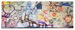 King Harvest 18x48_ on panel #F5A6 resize