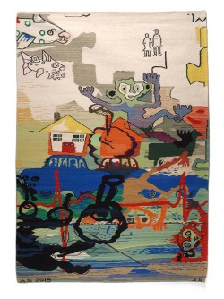 Monkey House Tapestry 96x74_, low res#6529